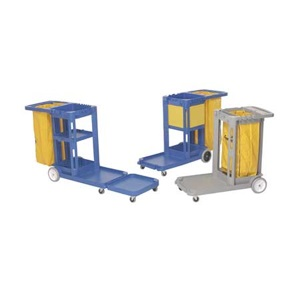 Janitor & Industrial Carts
