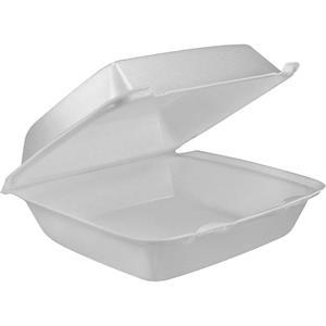 Foam To Go Box No Compartments S F